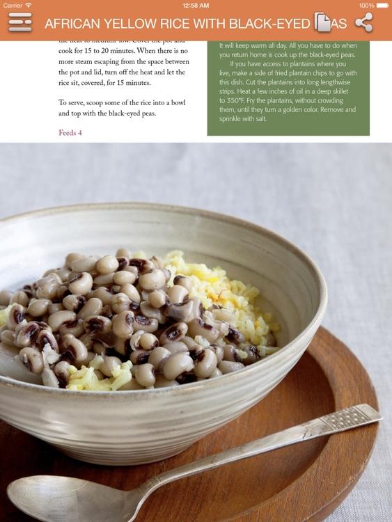 Gluten Free Food - Easy Cookbook for iPad