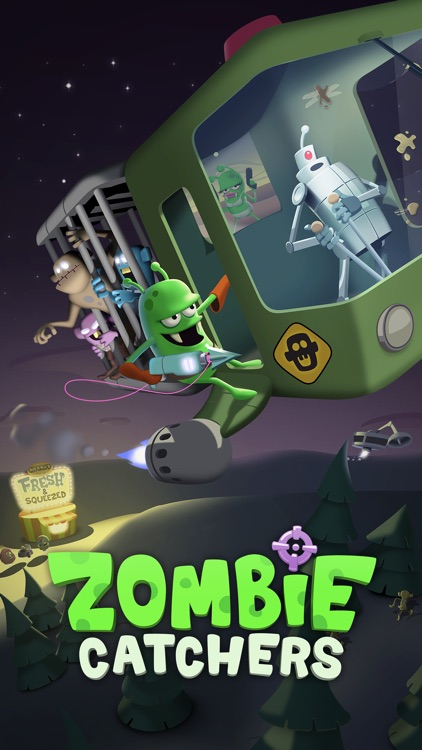 Zombie Catchers screenshot-0