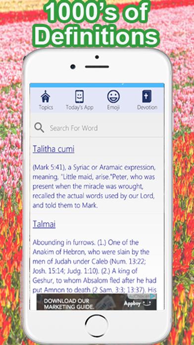 Bible Dictionary | App Price Drops