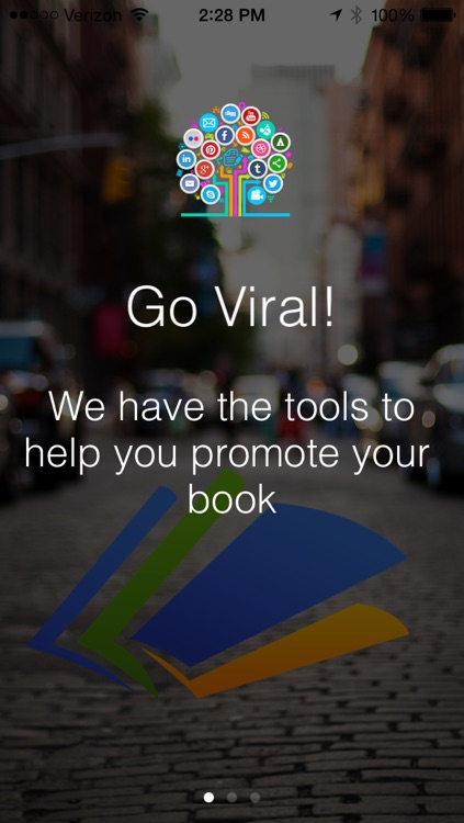 Go Viral Books - We make it easy for your fans to promote your content