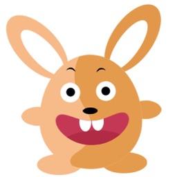 儿童学汉字游戏-快乐识字、快乐早教、轻松学习、儿童教育