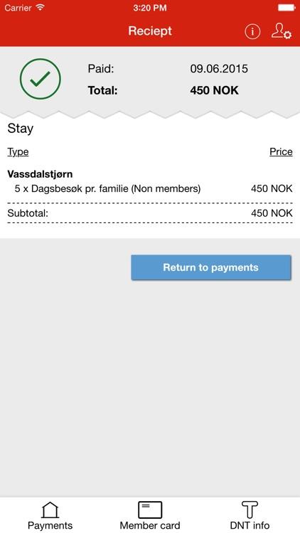 DNT Mobile Membership screenshot-3