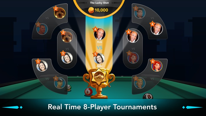 8 Ball Pool by Storm8 Screenshot