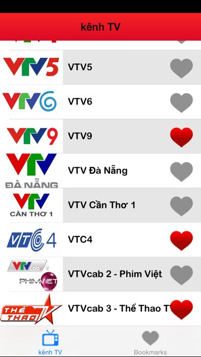 点击获取► lịch phát sóng truyền hình Việt Nam: Các kênh truyền hình danh sách (VN) - 2015 bản