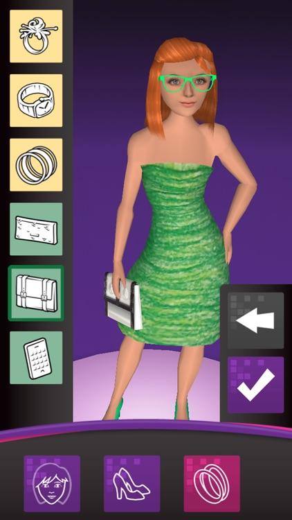 Crayola My Virtual Fashion Show screenshot-3
