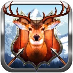 Deer Bow Hunt-ing Winter Challenge - Pro Shoot-er Showdown 2015 to 2016