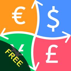 Currency Converter (Gratis): Rechnen Sie die wichtigsten Währungen der Welt mit den aktuellsten Wechselkursen um
