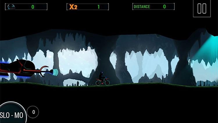 Cosmic Racer screenshot-4