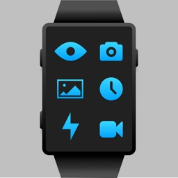 WatchCam - A watch remote control for your camera