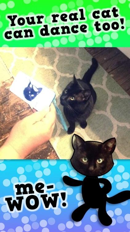 Disco Cats- Augmented Reality Dance Game - Free screenshot-3
