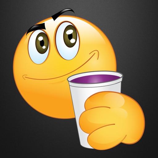 Drunk Emoticons Keyboard - Adult Emojis & Extra Emojis By Emoji World iOS App
