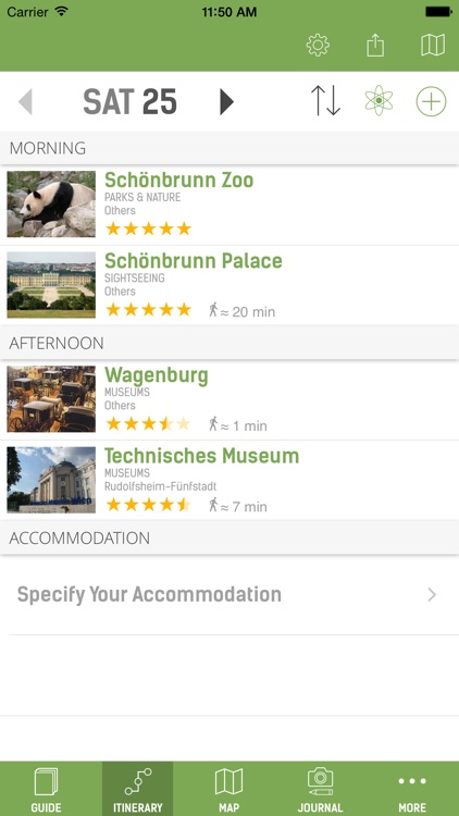 Vienna Travel Guide (with Offline Maps) - mTrip screenshot-1