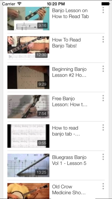 Banjo Lessons - Tips to Become a Better Banjo Player screenshot four