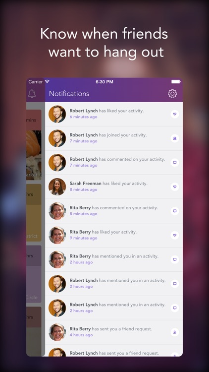 Socialeyes - Meet Up With Friends Without Hassle | Easily share your plan and spontaneously hangout with friends nearby over an activity screenshot-3
