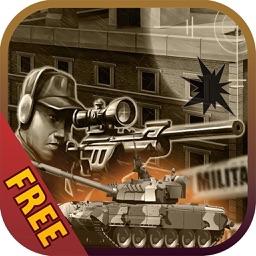 Stealth Sniper Pro 2015: Conflict Killshot