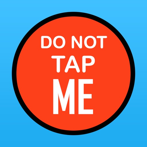 Do Not Tap Me Game