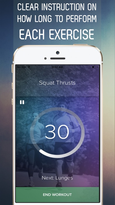 download 7 Minute Beginner Cardio Workout for At Home Low Impact Fat Loss apps 1