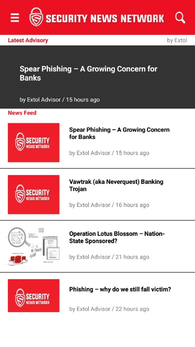 download SNN - Security News Network apps 4
