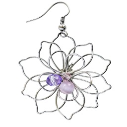 Floral Wire Working Jewelry