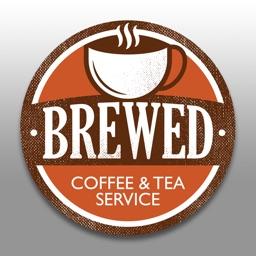 Brewed Coffee and Tea