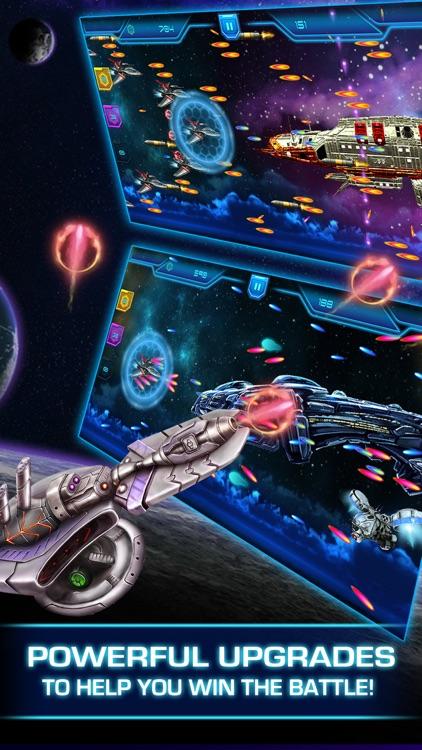 Gunship Galaxy Battle screenshot-3