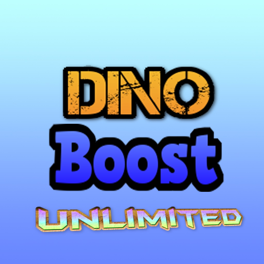 Dino Boost Unlimited
