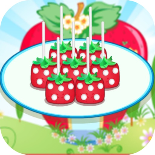 Strawberry Shaped Pops icon