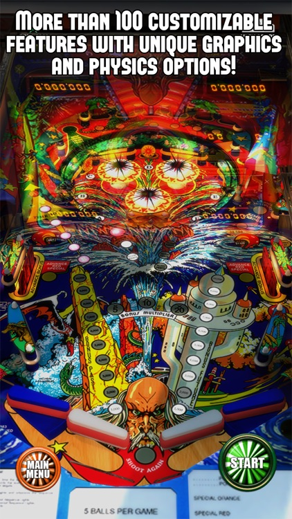 Zaccaria Pinball Master Edition screenshot-0