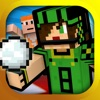 Pixel Dodge 3D: MC Worldwide Multiplayer Dodgeball