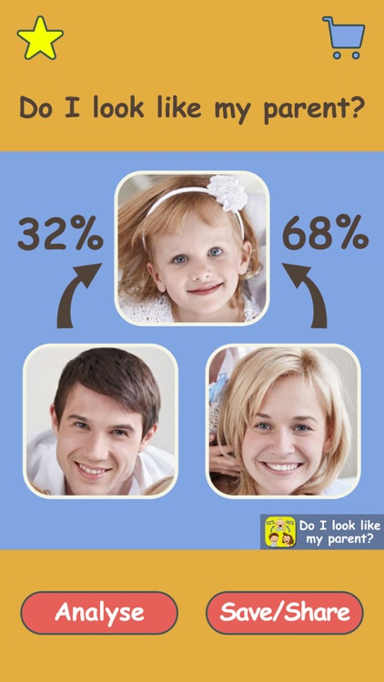 Do I Look Like My Parents - Guess who are the most resemble to you, mom or dad? screenshot-4