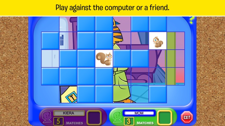 Memory Match - An Educational Game from School Zone screenshot-4