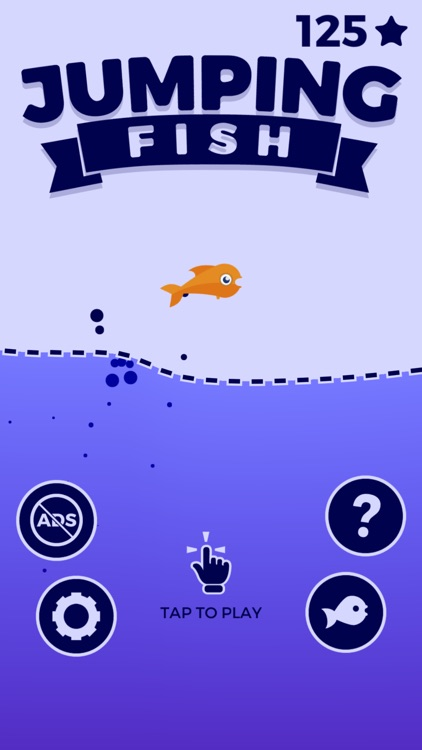 Jumping Fish screenshot-0