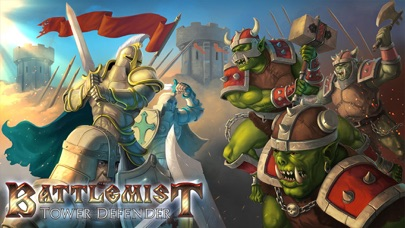 Battlemist: Clash of Towers screenshot one