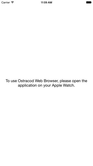 Ostracod Web Browserのおすすめ画像1
