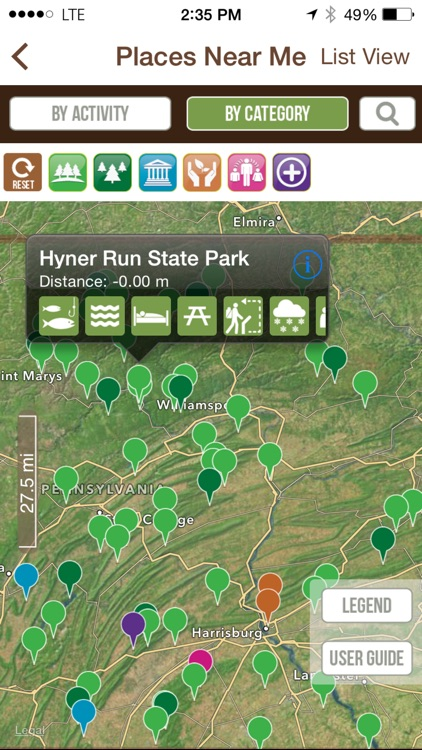 Pennsylvania State Parks & Forests Guide- Pocket Ranger® screenshot-3