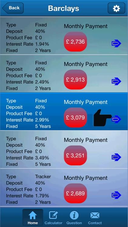 Mortgage Finder UK screenshot-3
