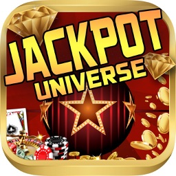 Lucky Slims Jackpot Universe - Progressive Coins and Hot Action Vegas Slots