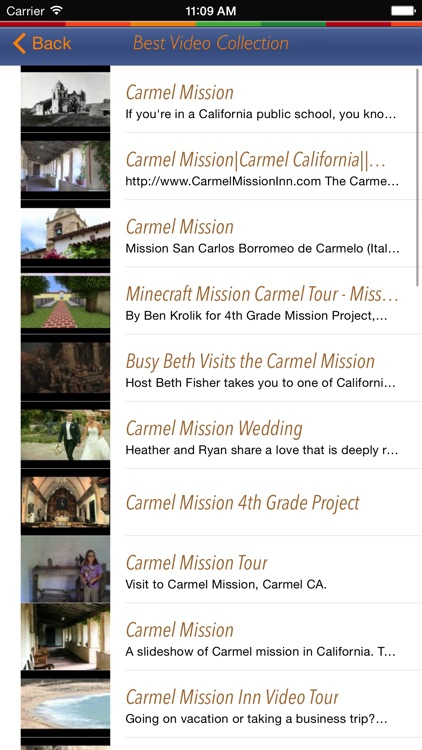 Carmel Tour Guide: Best Offline Maps with StreetView and Emergency Help Info screenshot-4