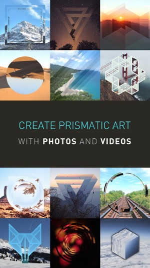 Fragment - Prismatic Photo Effects Screenshot