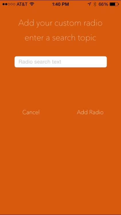 Tambura Radio - Telugu, Tamil, Hindi & Punjabi Indian radio screenshot-3