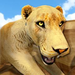 Course de Savane - Jeu Gratuit de Simulation d Animaux Sauvages