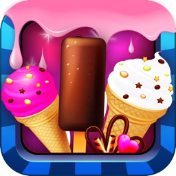 Ice Cream Hub - Icy Popsicle, Yummy Ice Cream Sundae Maker