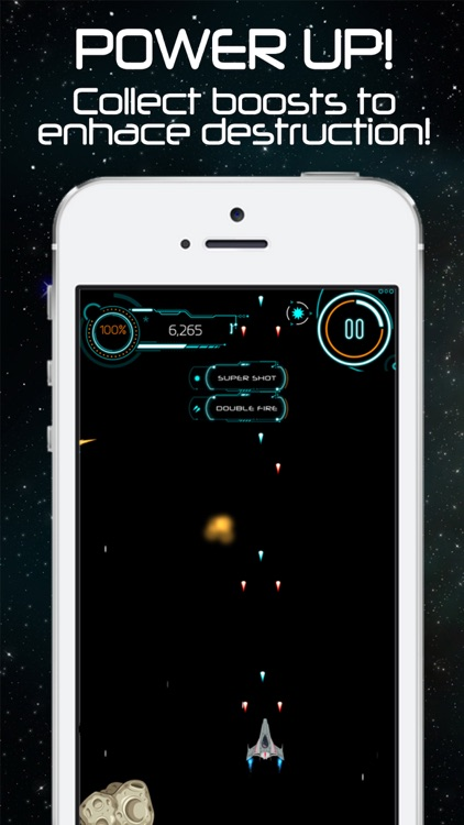 Hardest Space Game Ever - Galaxy Commando screenshot-3