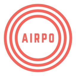 AIRPO【エアポ】 | 街歩きでポイントをためよう!