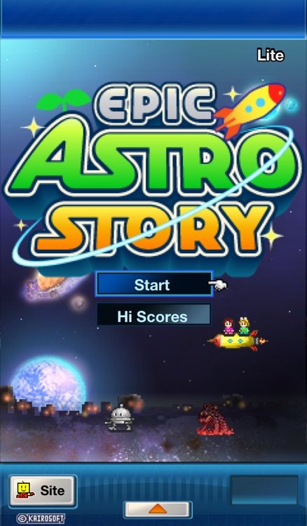 Epic Astro Story Lite screenshot-4
