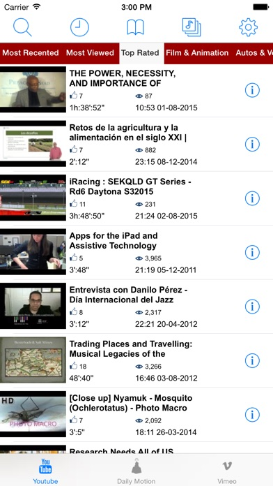 download FoxTuber - Video Player apps 1
