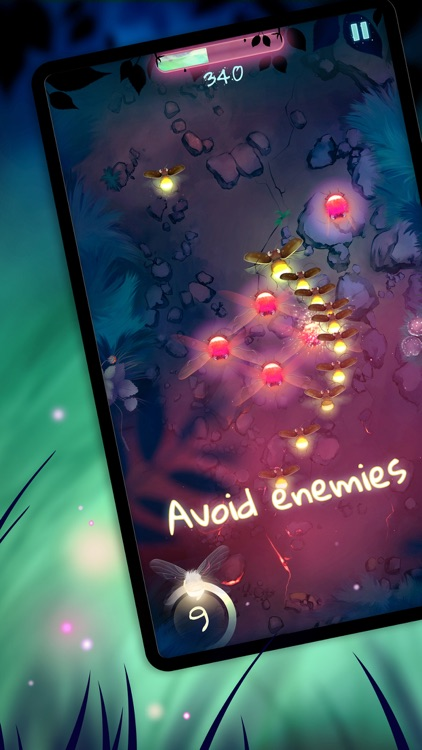 Glow Worms Life screenshot-0