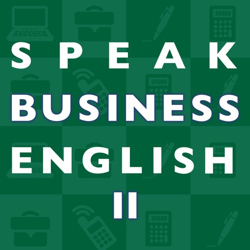 Speak Business English II