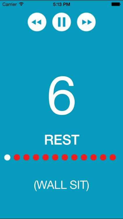 7Min 7 Minute Workout screenshot-3
