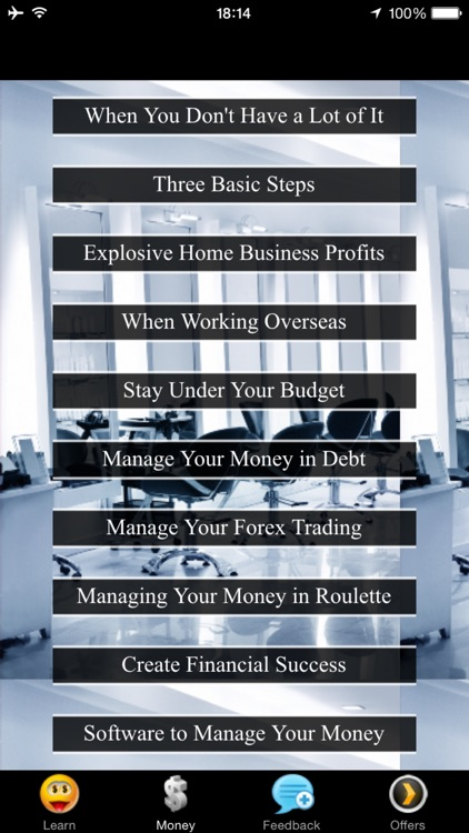 How To Manage Your Money - Business Profits